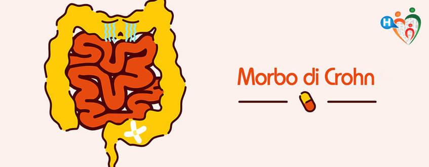 Morbo di Crohn: sintomi, cause scatenanti e dieta