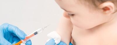 La copertura vaccinale della popolazione infantile
